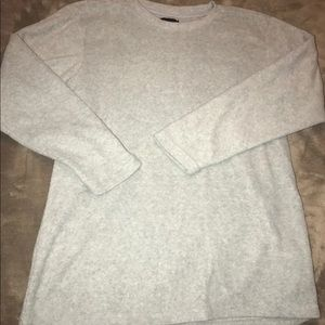 Joe boxer fleece long sleeve top